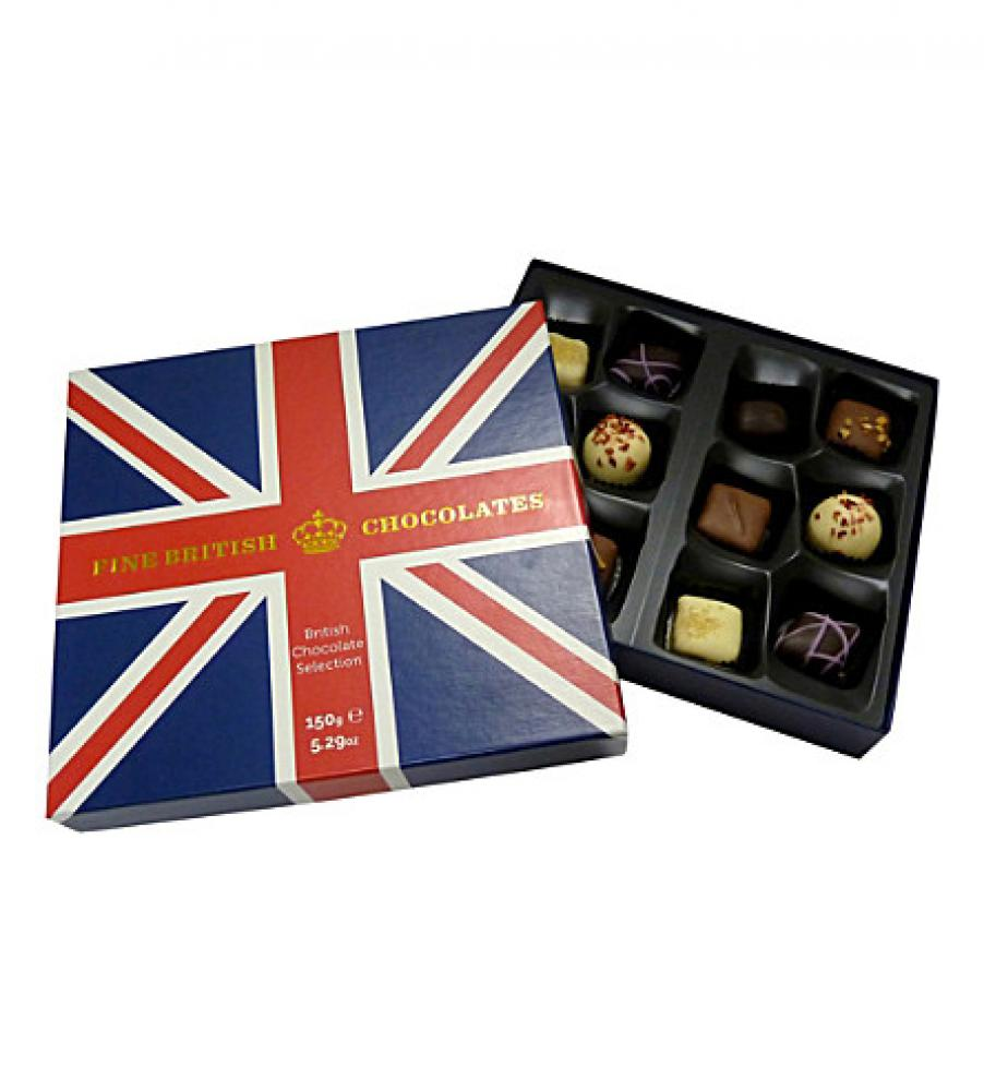 House Of Dorchester British Selection Chocolate Box 150g